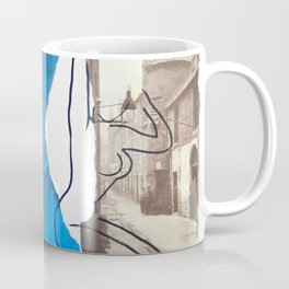 The Lady Down the Lane Coffee Mug