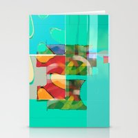 pool Stationery Cards featuring POOL by  ECOLARTE