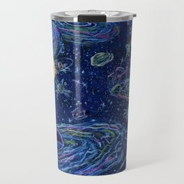 Nuclear Nebula Travel Mug