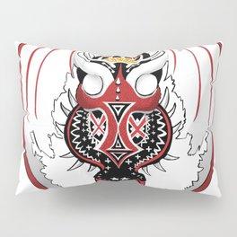 Bloodshot Dragon Pillow Sham
