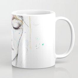 Colorful Woman Coffee Mug