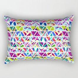 Mix #473 Rectangular Pillow