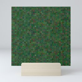 IBR3 FLOWME VERDE Mini Art Print