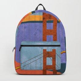 Golden Gate Bridge II Backpack