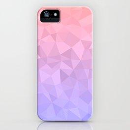 Pastel Ombre iPhone Case