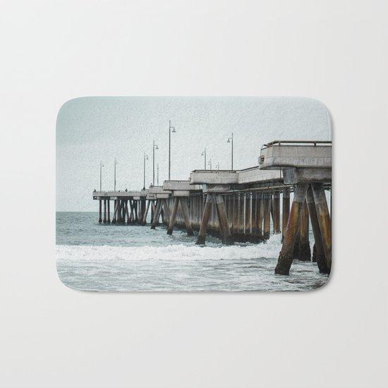 Venice Pier  Bath Mat