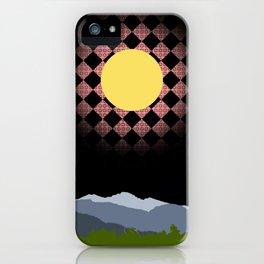 Colorado Mountains iPhone Case