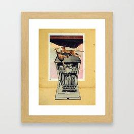 Celestial Navigation Framed Art Print