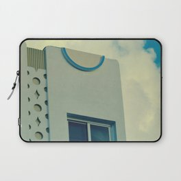 Art Deco Kissed Clouds Laptop Sleeve