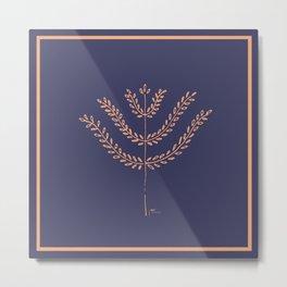 Harvest Metal Print