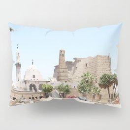 Temple of Luxor, no. 14 Pillow Sham