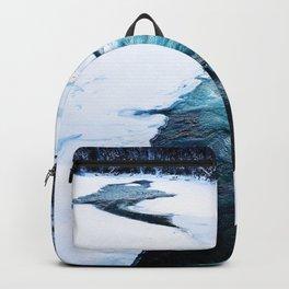 Frozen River Monster Backpack