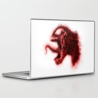 carnage Laptop & iPad Skins featuring Carnage by KitschyPopShop