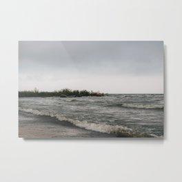 Lake Huron Metal Print