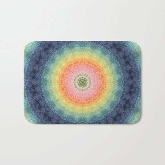 Call Of The Ancients Bath Mat