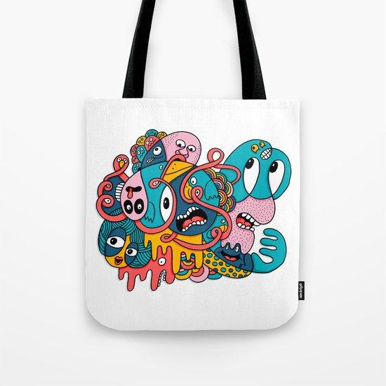 Overload Tote Bag