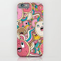 Donut Doodle iPhone 6s Slim Case