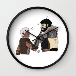 Fenhawke argument? Wall Clock