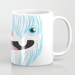 Happy Yeti Coffee Mug