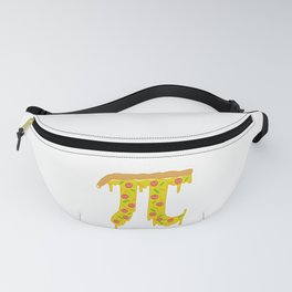 """Simple As Pie...or Pi? Looking For A Pi Shirt? Here's a Mathematics T-shirt """"Pizza Pie"""" Computation Fanny Pack"""