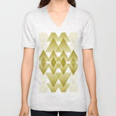Golden Spirit Unisex V-Neck