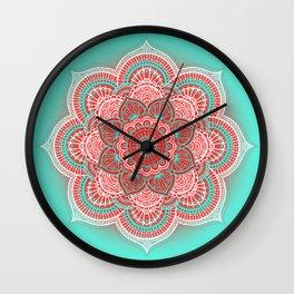 Mandala Lorana Wall Clock