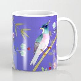 the elusive blue of a summer's twilight Coffee Mug