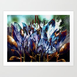 Faerie Dust II Art Print