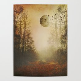 mOOn meaDow Poster