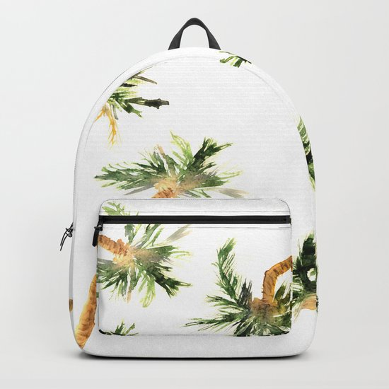 Under the coconut palms Backpack