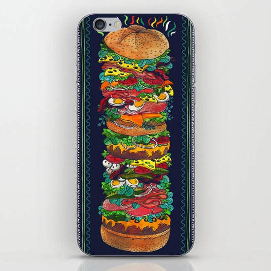 Grandwich iPhone Skin