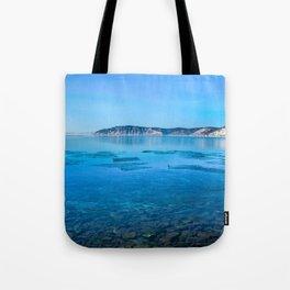 The Angara river Tote Bag