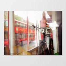 London Calling Canvas Print