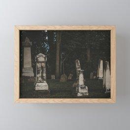 Fairchild 1 Framed Mini Art Print