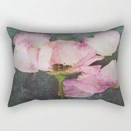 Wilted Rose II Rectangular Pillow