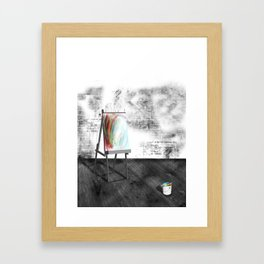 Opportunity Awaits Framed Art Print