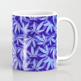 Purple Haze - Cannabis / Hemp / 420 / Marijuana  - Pattern Coffee Mug