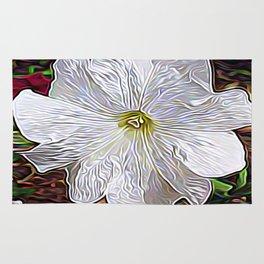Enchanted Flower Rug