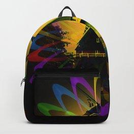 Windmills - Greetsiel Backpack