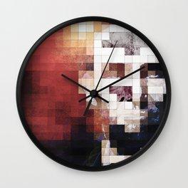 President Abraham Lincoln Wall Clock