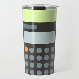 I love Math  Travel Mug