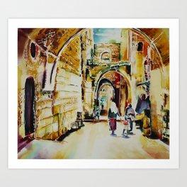 Israel 2 Art Print