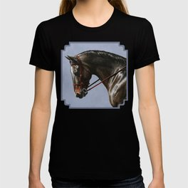 Brown Dressage Horse T-shirt