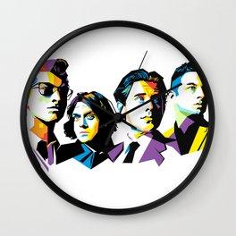 Arctic Monkey band Wall Clock