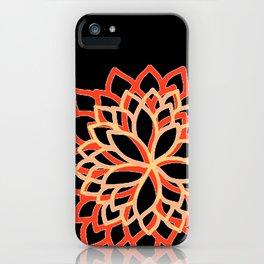 Delphine • Yoga pant 3 • iPhone Case