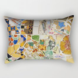 Parc Güell Rectangular Pillow