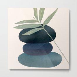 Flow of Balance 4 Metal Print