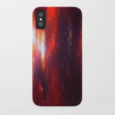 Falling Stars iPhone X Slim Case