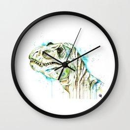 T-Rex - Tom the T-rex Wall Clock