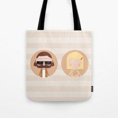 Margot & Richie Tote Bag